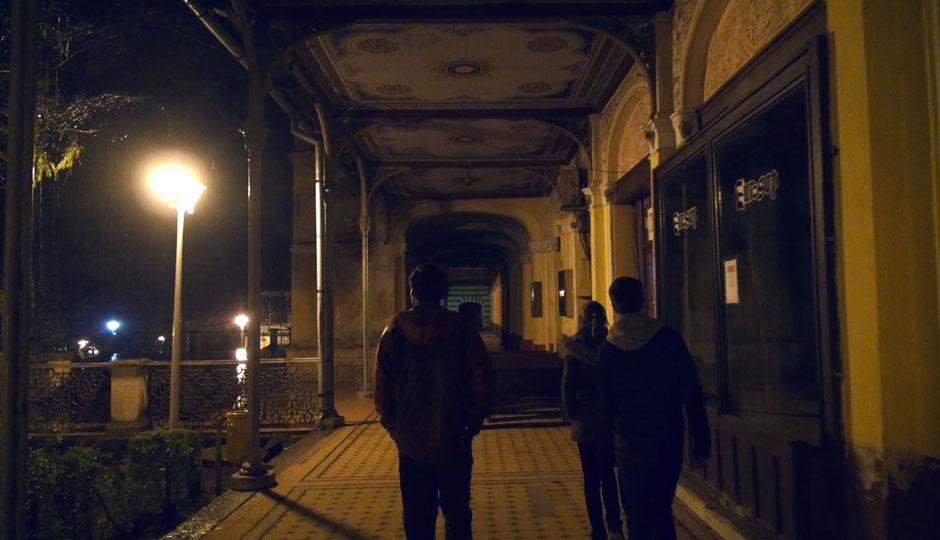 Unterwegs bei Nacht