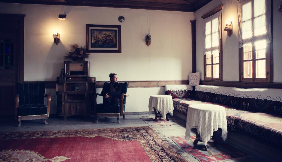 Alle Zimmer sind traditionell restauriert
