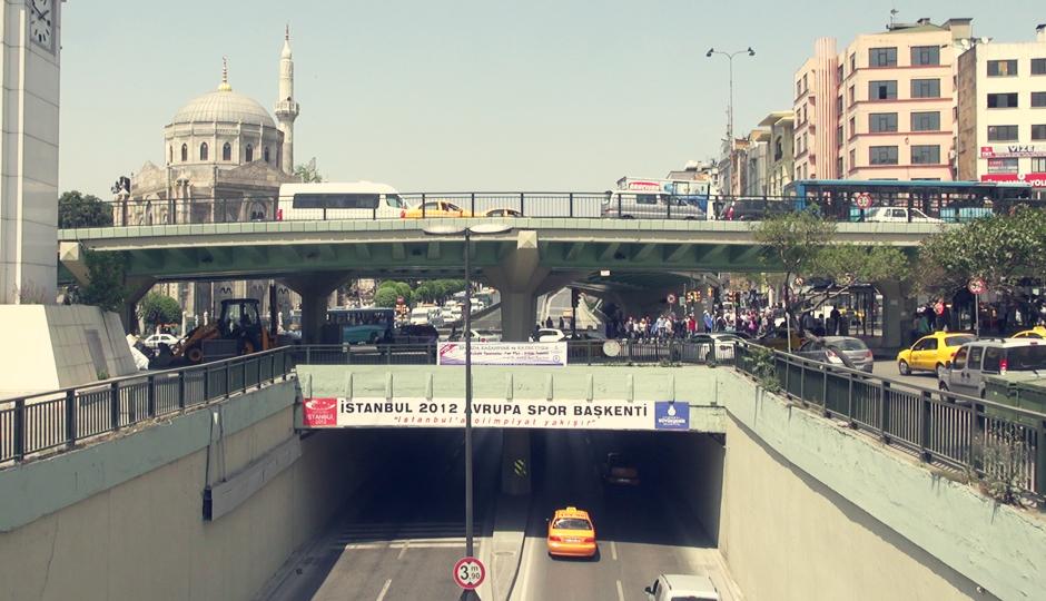 Belebtes Istanbul