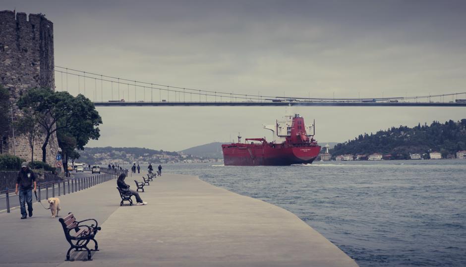 Entlang des Bosporus zur Usbekischen Botschaft