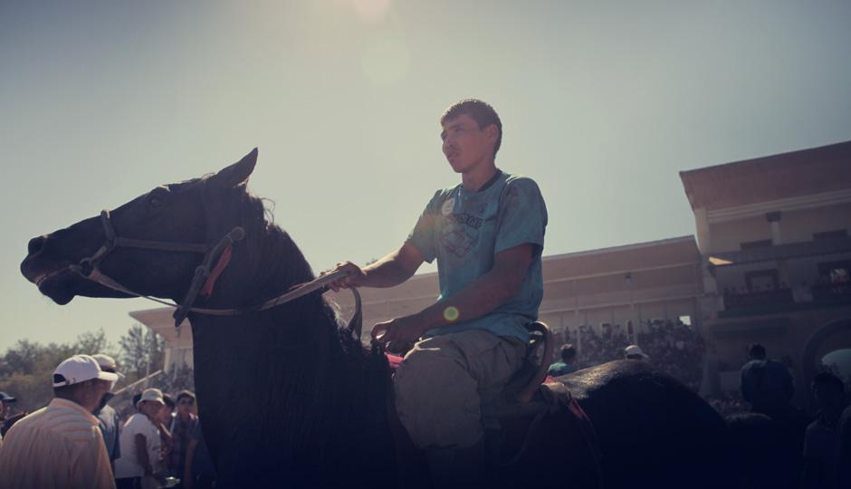 Helden auf Pferden